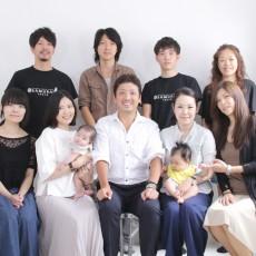 年賀状にぴったり★家族写真撮影会★