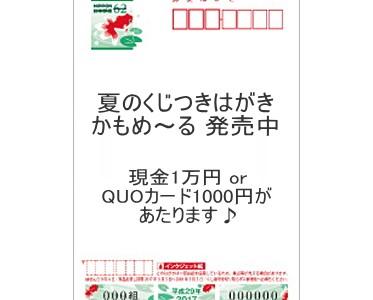 かもめ~る2017受付開始!
