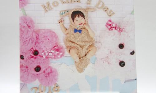 キャンバスフォト☆母の日2018