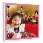 【3月15日締切】ひな祭りキャンバスフォトプレゼント
