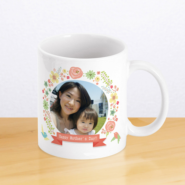 母の日 ギフト プレゼント 写真 マグカップ