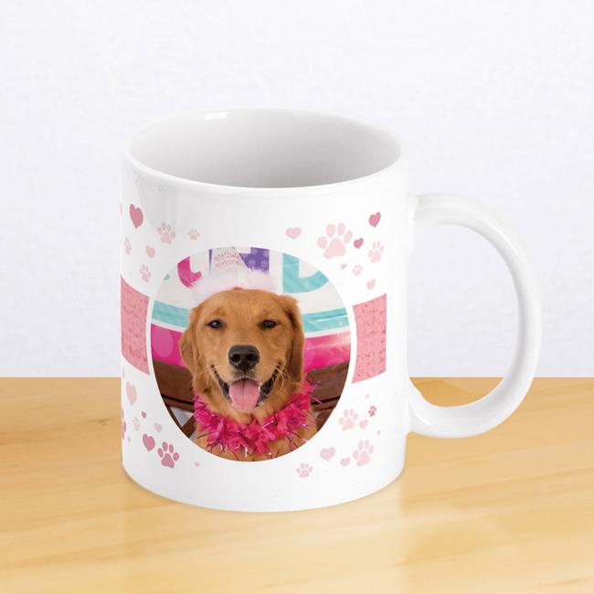 バレンタイン フォトギフト 犬 ペット